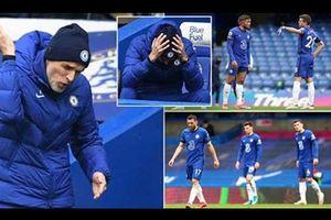 Chelsea lập kỷ lục tồi tệ sau thất bại sốc trước West Brom