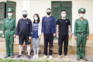 Bắt giữ 4 đối tượng đưa người xuất cảnh trái phép sang Lào