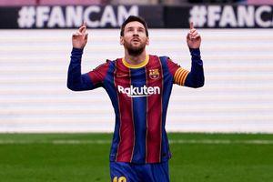 Vua phá lưới La Liga 2020/2021: Messi cho Suarez 'hít khói'