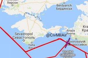 Tình hình Nga-Ukraine: Mỹ vội điều máy bay do thám Crimea và Donbass