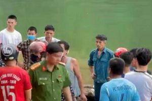 Thanh Hóa: Nam sinh lớp 11 tử vong khi đi chơi cùng nhóm bạn