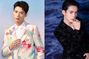 Hình ảnh tương tác của hai nam diễn viên điển trai Cung Tuấn và Tăng Thuấn Hy khiến fan phấn khích