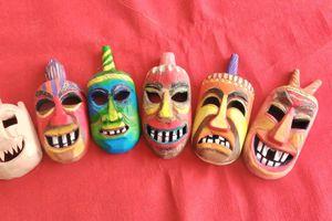 Mặt nạ Ka đong - nét văn hóa đặc trưng của người Dao Ba Chẽ