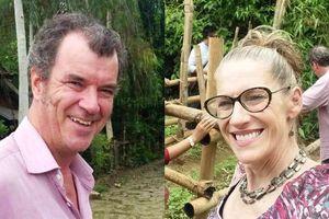 Hai công dân Australia bị quản thúc tại gia ở Myanmar được trả tự do
