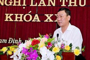 Nam Định: Bí thư Tỉnh ủy chỉ đạo chuẩn bị thủ tục xây dựng đề án thành lập Khu kinh tế Ninh Cơ