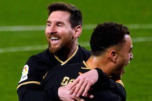 Barca làm đảo lộn mọi dự đoán ở La Liga