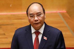 Lời hứa của tân Chủ tịch nước Nguyễn Xuân Phúc