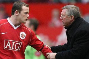Sir Alex từng bất lực trước chứng nghiện rượu của Rooney