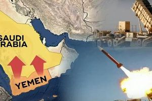 Saudi đưa Pattriot đến Yemen thử lửa Houthi