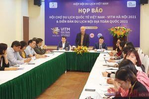VITM Hà Nội 2021: Chuyển dịch rõ ràng sang du lịch nội địa