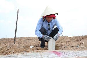 Cắm mốc 3.000 lô đất ở khu tái định cư Sân bay Long Thành