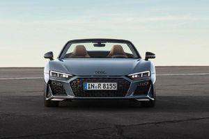 Đại gia lan đột biến Hóc Môn 'chốt hạ' Audi R8 V10 Spyder 2021?