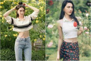 Lộ vòng eo con kiến đẹp mê, 'Ma nữ' Thái Lan khiến netizen xôn xao
