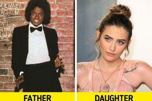 Những đứa con khác biệt của những ông bố bà mẹ nổi tiếng
