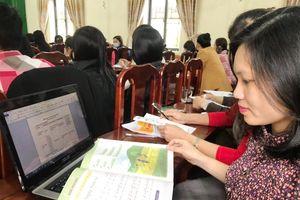 Lựa chọn SGK tại Hà Tĩnh: Các trường đã tập hợp ý kiến gửi lên Phòng GD