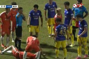 Phạt nặng Văn Quyết, Việt Anh của Hà Nội FC