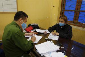 Triệt phá đường dây đưa người nhập cảnh trái phép vào Việt Nam do nữ quái 8X cầm đầu