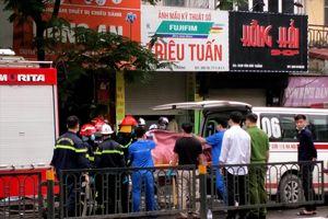 Vụ cháy nhà làm 4 người chết ở Hà Nội: 'Chuồng cọp' chặn lối thoát
