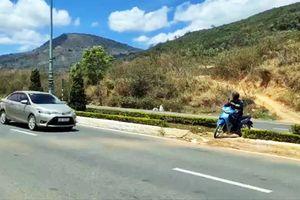 Biến cao tốc lên Đà Lạt thành đường làng