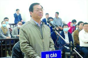 Ngày 22/4, mở lại phiên xử cựu Bộ trưởng Vũ Huy Hoàng