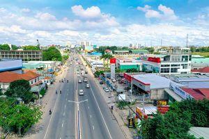 Bình Dương đưa QL13 thành đại lộ, Thuận An thành trung tâm tài chính mới