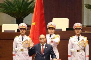 Đồng chí Nguyễn Xuân Phúc được bầu làm Chủ tịch nước
