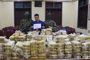 Bắt 3,5 tạ ma túy trong đường dây phạm tội xuyên quốc gia