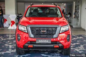 Nissan Navara PRO-4X vừa ra mắt có gì đặc biệt?