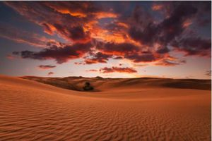 Top 10 sa mạc đẹp bậc nhất trên thế giới