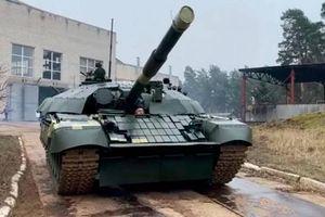 Ukraine đưa phiên bản mạnh nhất của xe tăng T-72 'thử lửa' Donbass