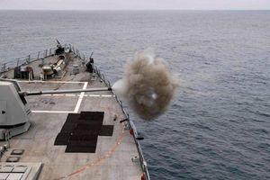 Tình hình Biển Đông mới nhất: Mỹ điều tàu khu trục Rafael Peralta