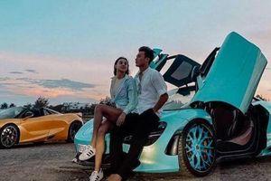 Bùi Tiến Dũng tự 'bóc phốt' về bức ảnh ôm mỹ nhân bên siêu xe 24 tỷ