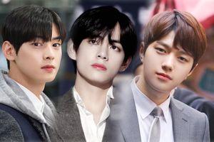 Ông hoàng visual Kpop: V (BTS) hay Cha Eun Woo cũng khó 'đánh bại' vị này!