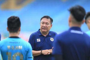 CLB Hà Nội: Ông Hoàng Văn Phúc lên thay Chu Đình Nghiêm trong vai thuyền trưởng