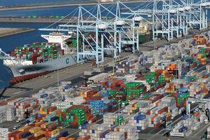 Cảng biển Mỹ quá tải, phí vận chuyển hàng hóa từ châu Á tăng cao