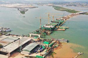 Cầu Cửa Lục 1: Phấn đấu hoàn thành trong năm 2021