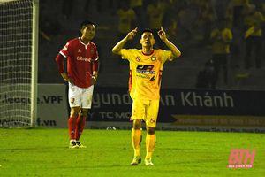 Đông Á Thanh Hóa góp mặt 2 cá nhân trong đội hình tiêu biểu vòng 7 LS V.League 2021