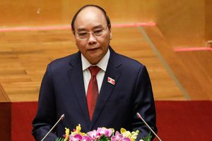 Chủ tịch nước Nguyễn Xuân Phúc: 'Con tàu' Việt Nam sẽ vượt qua mọi sóng to, gió cả