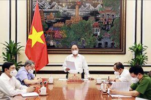 Chủ tịch nước Nguyễn Xuân phúc chủ trì họp đánh giá triển khai Luật Đặc xá 2018