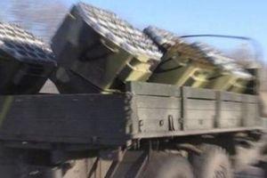 Truyền thông Nga 'tố' Ukraine thiết lập các bãi mìn ở biên giới với Crimea
