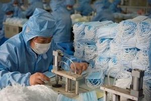 Khẩu trang có chứa chất gây hại cho phổi chưa nhập về Việt Nam