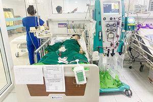 Cứu 2 trường hợp ở Phú Thọ bị đuối nước