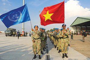 Chiến sĩ 'mũ nồi xanh' Việt Nam: Đại sứ gìn giữ hòa bình từ đất nước hình chữ S