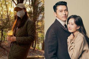 Chính chủ giấu nhẹm nhưng 'cú vọ' vẫn soi ra Hyun Bin - Son Ye Jin hẹn hò, còn chụp ảnh tình tứ nhờ 2 chi tiết nhỏ