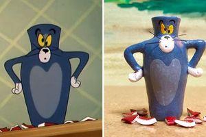 Cười sái quai hàm với BST tượng Tom & Jerry 'khó đỡ' hệt như trong phim hoạt hình