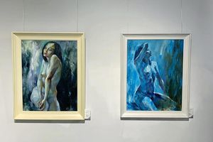 Tranh nude bị loại khỏi triển lãm vì 'không phù hợp không gian trưng bày': Liệu có quá khắt khe?