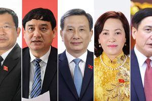 Các ông Nguyễn Đắc Vinh, Bùi Văn Cường… được đề cử để bầu Ủy viên Ủy ban Thường vụ Quốc hội