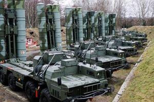 Nga khẩn cấp chuyển thêm các hệ thống phòng không tối tân đến Crimea
