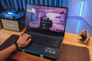 Đánh giá laptop gaming 110 triệu đồng, dùng core i9, màn hình 4K