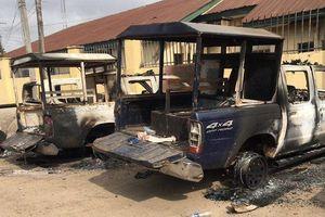 Hơn 1.800 tù nhân vượt ngục ở Nigeria